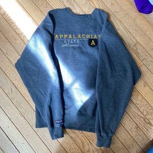Appalachian state university sweatshirt